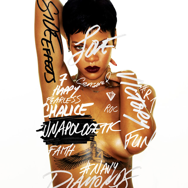 Rihanna's punk style