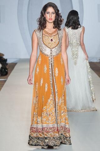 fancy dresses pakistan fashion week london 2013 fashion