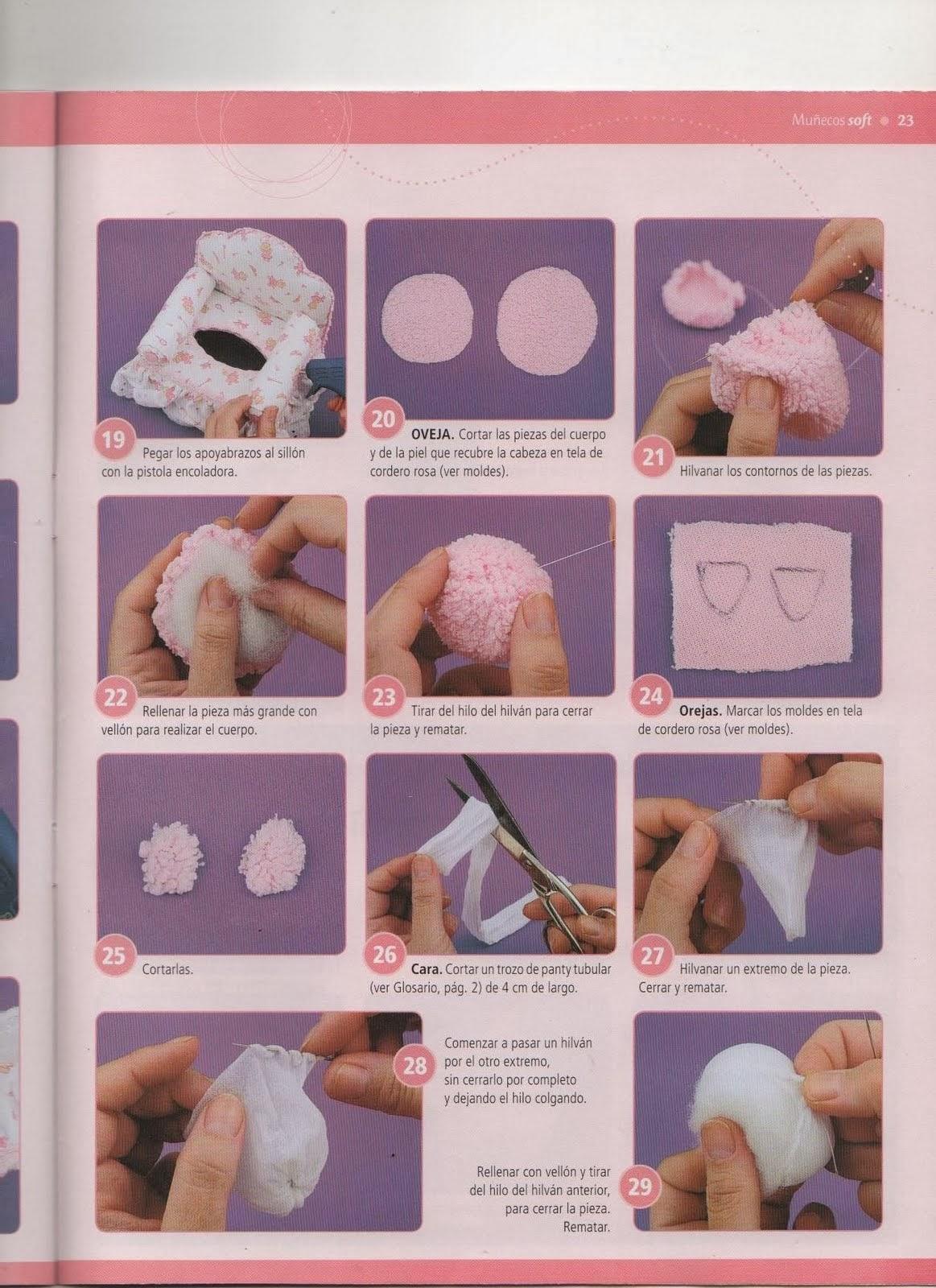 Прибамбасы для кукол своими руками