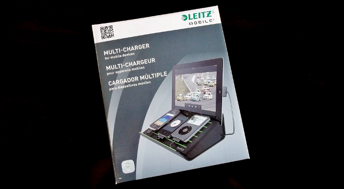 LEITZ Multi-Device Charging Station