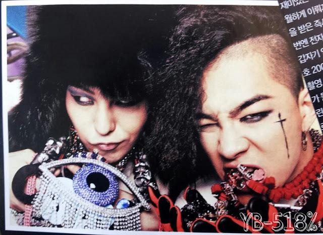 G-Dragon & Taeyang Majalah Vogue 02