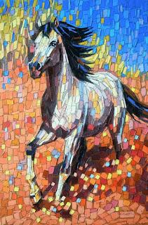Pinturas Oleo Modernas Cuadros Caballos