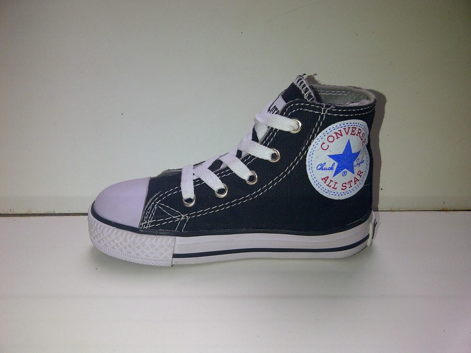 Sepatu Converse Anak hitam murah,sepatu anak sd