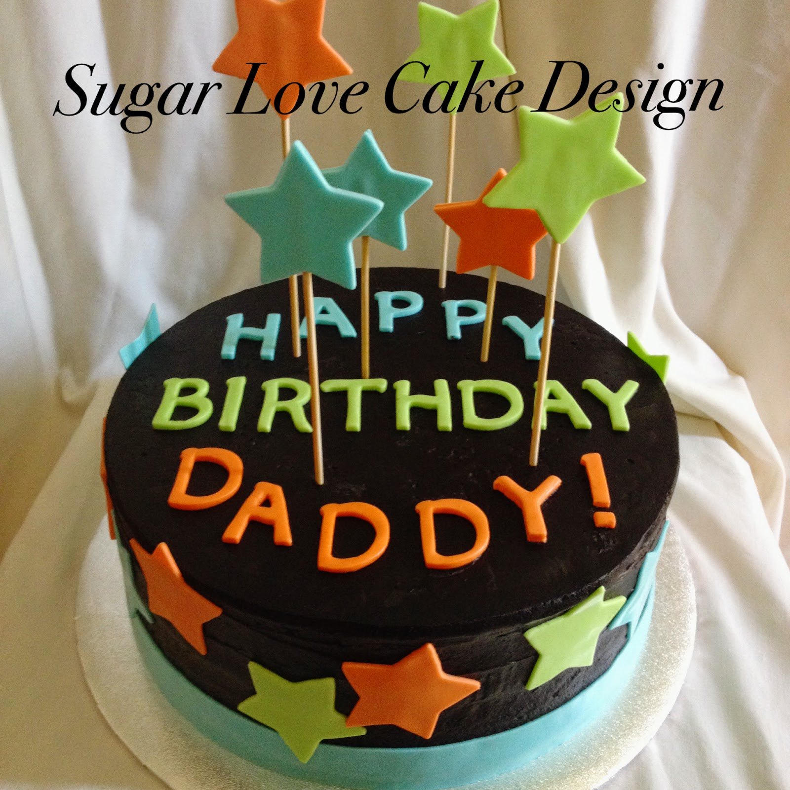 Sugar Love Cake Design