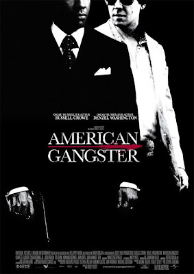 Watch American Gangster 2007 BRRip Hollywood Movie Online | American Gangster 2007 Hollywood Movie Poster