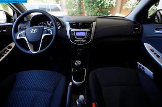 Hyundai accent car 2012 dashboard - صور تابلوه سيارة هيونداى اكسنت 2012