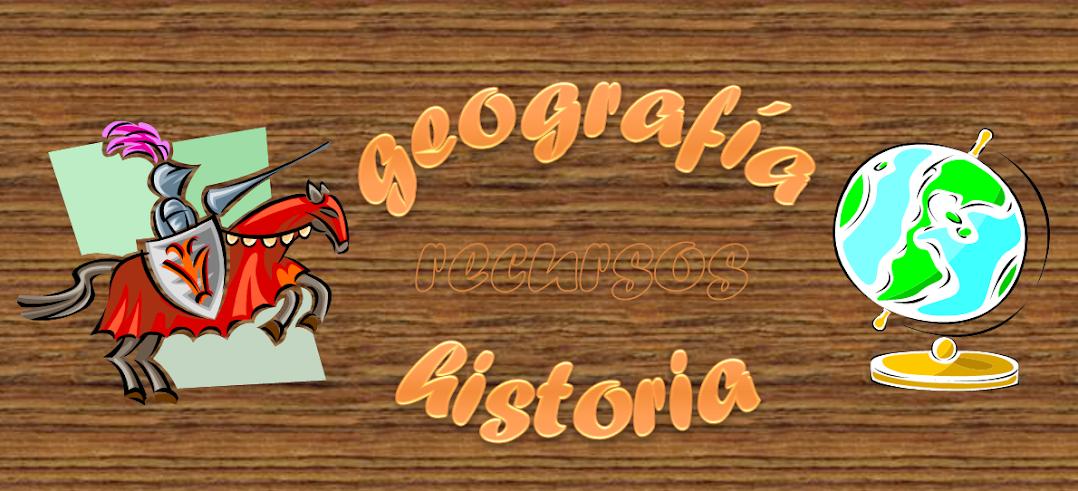 Recursos de Geografía e Historia