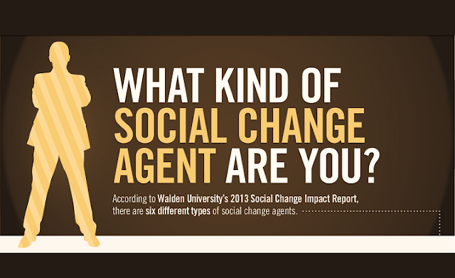 how to be a change agent