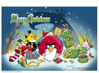 kartu ucapan natal