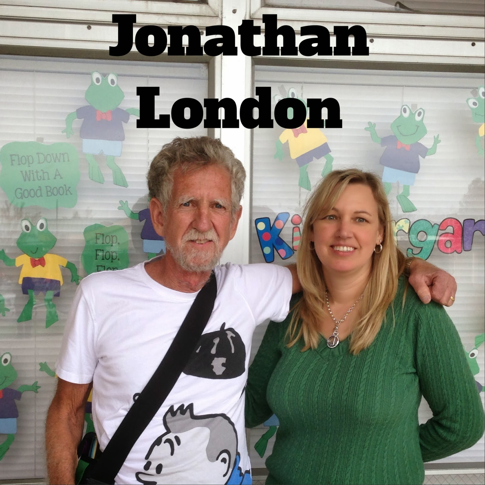 Author Jonathan London