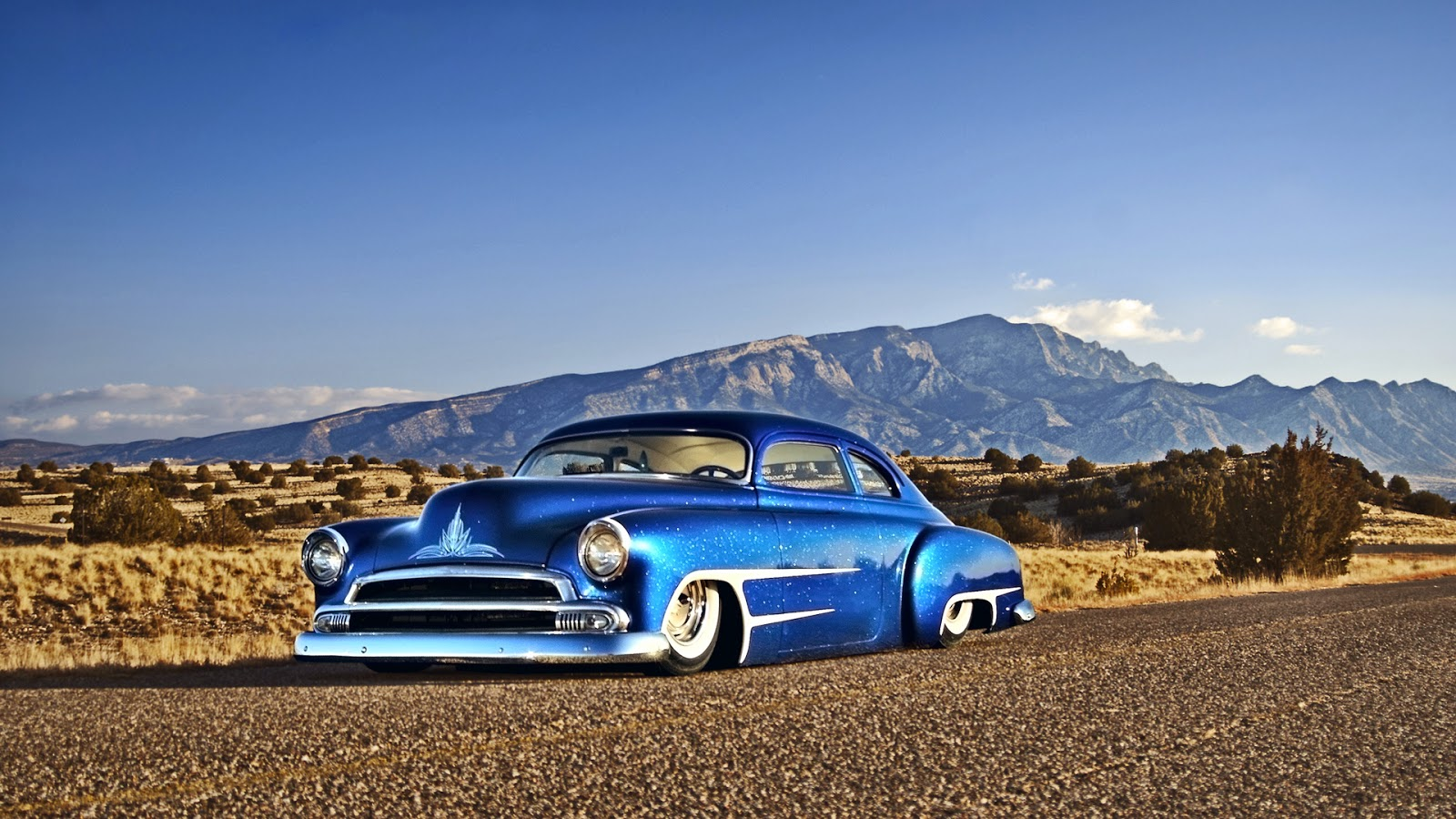 Classic american cars low riders for Old american cars