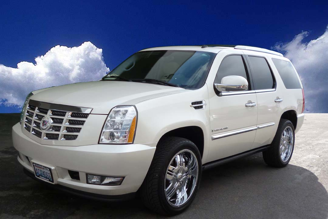 gamblin motors 2008 cadillac escalade luxury. Black Bedroom Furniture Sets. Home Design Ideas