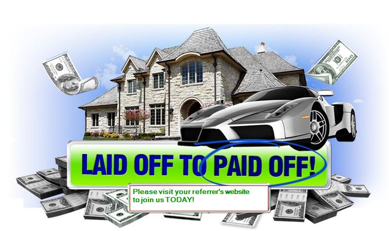 Laid Off? Get Paid Off!