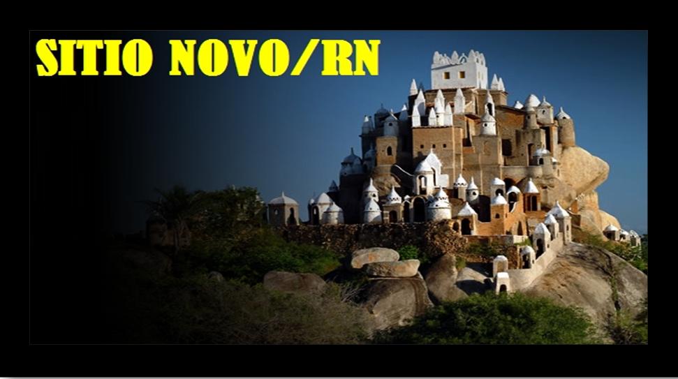 BLOG SITIO NOVO/RN
