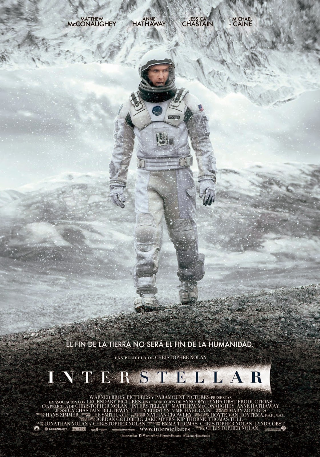 Crítica Interstellar (2014)