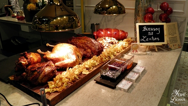 Carving Station / Four Seasons Cubao