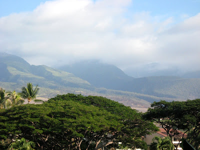 West Maui Mountains, November 28, 2012