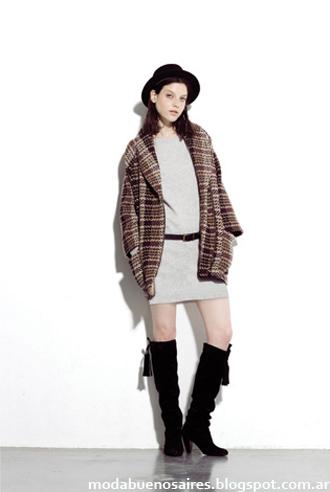 Moda Argentina Paula Cahen D'Anvers invierno 2013