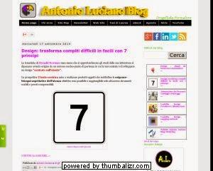 Blog Web Design Usability