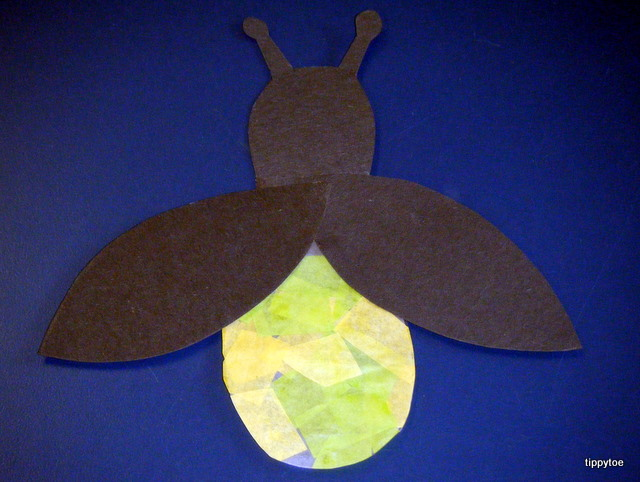 Tippytoe Crafts: Fireflies