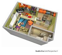 Studio One Alabang, Studio Unit, Condominium for Sale in Alabang, Filinvest
