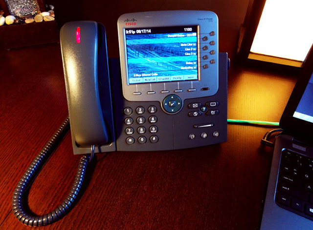 THE TEN ENHANCED - ADVANCED 10 IP PHONE SYSTEM CISCO VOIP PBX - CUSTOMIZED AND INSTALLED