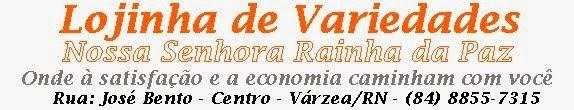 Loj. de Variedades em Várzea/RN