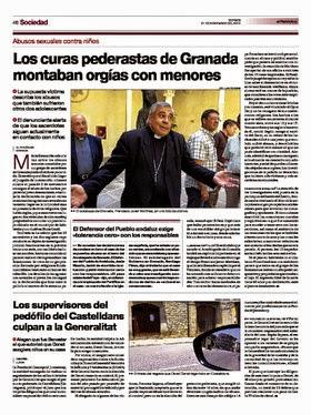 BASTA YA DE PROTÉGELO DENUNCIA Y COMPARTE. CRIMINALES CON SOTANAS