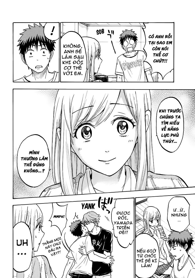 Yamada-kun to 7-nin no majo chap 217 Trang 16 - Mangak.info