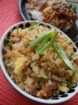 Food Storage Recipes:  Rice