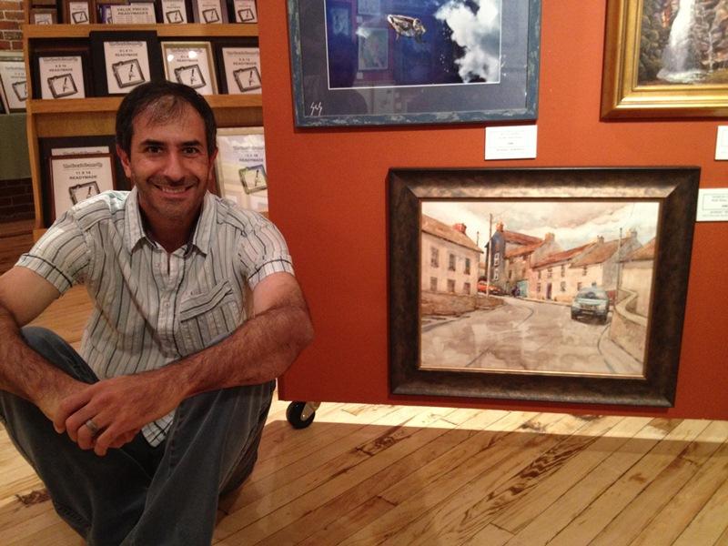 Marcio\'s Art Journal: 2012