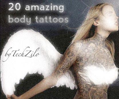 Amazing tattoos ever seen rain
