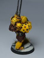Pre-Heresy Imperial Fists HQ Units