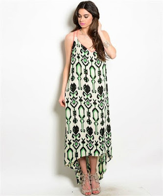 http://frenchrumemporium.com/collections/frontpage/products/hi-low-ikat-maxi-dress