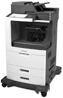 Lexmark XM7163 Driver Download