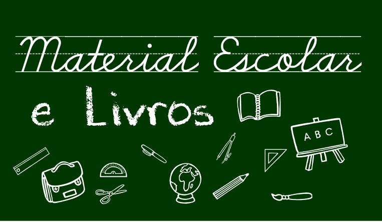 Compre sua lista de material escolar na Cerrado Papelaria