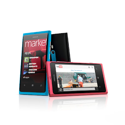 Nokia Lumia 800 Windows Phone Announced!