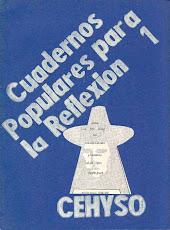 CUADERNOS POPULARES PARA LA REFLEXION 1