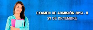resultados examen unica 2013 ii 29 de diciembre r esultados examen