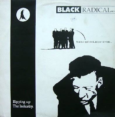 Black Radical MKII ‎– Ripping Up The Industry (1990, VLS, 192)