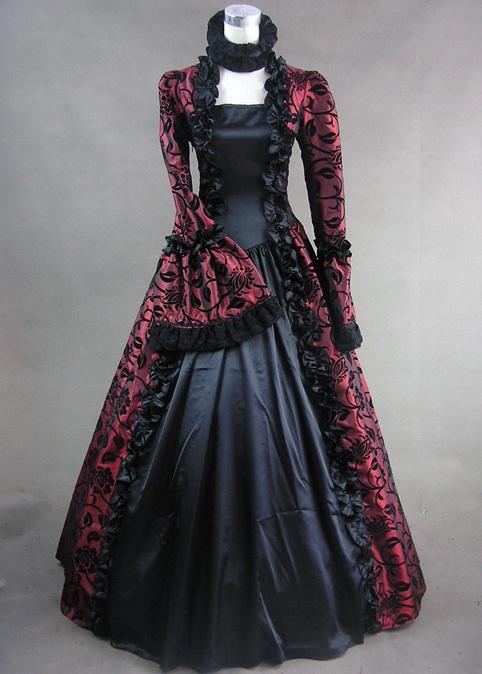 victorian dresses