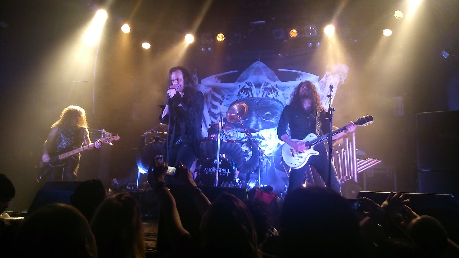 Moonspell, Madrid