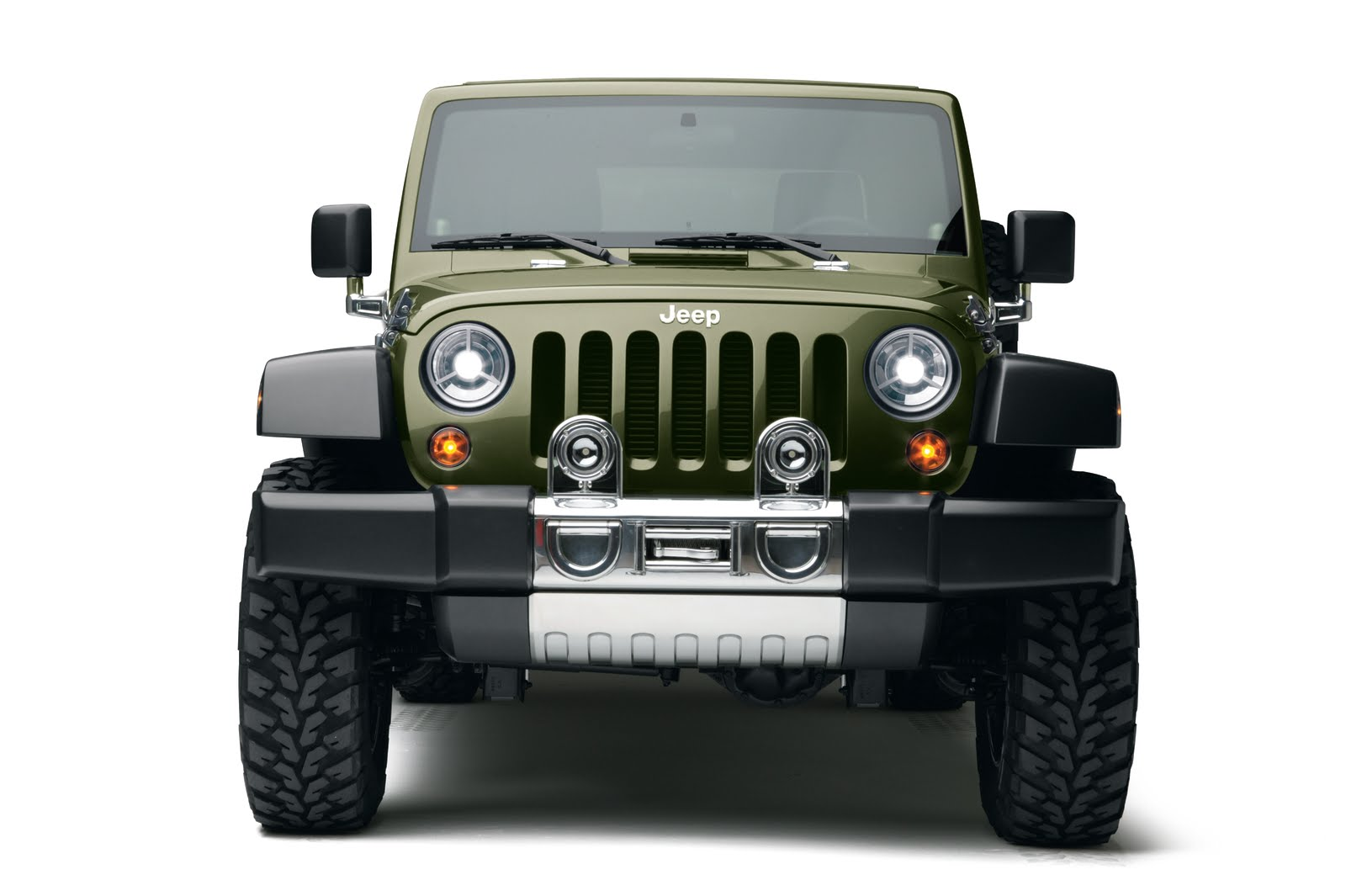 2005 jeep gladiator brochure