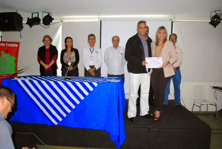 En acto organizado por el IUTET fueron certificados 65 nuevos PEII 2012