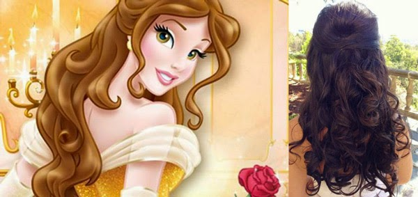 Beauty And The Beast Princess Bella