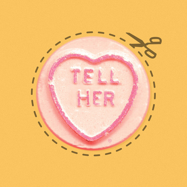 Rizzle Kicks - Tell Her - Single Cover