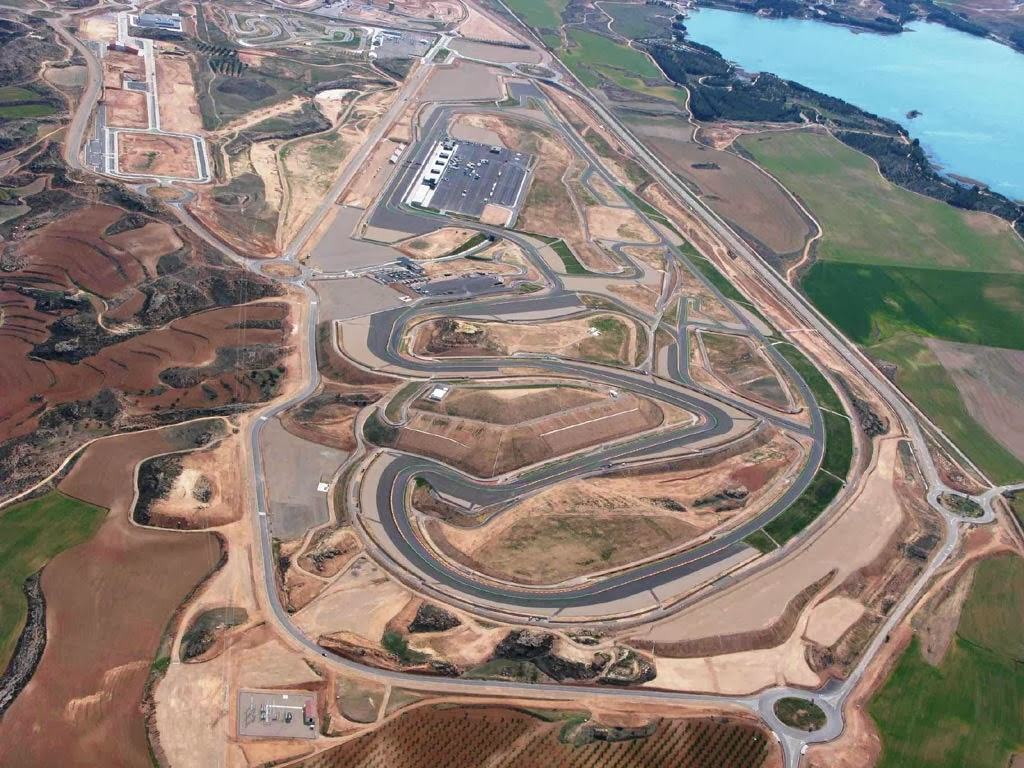 Circuito Motorland : Descubre teruel motorland