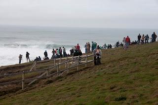 Epic surfing at Cribbar Newquay, Cornwall