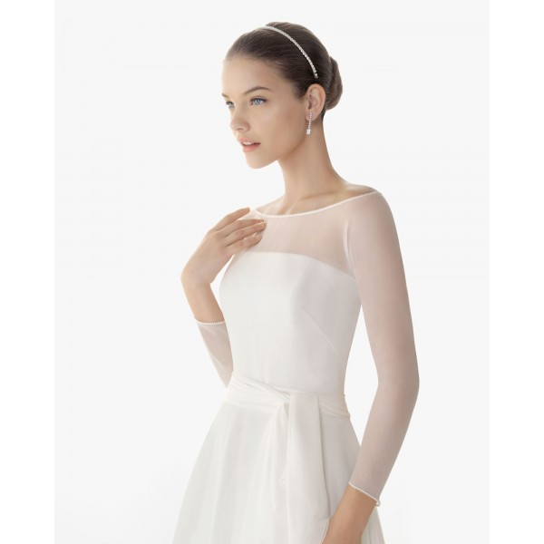Long Sleeves Wedding Gowns Winter Steal | fashion trend of men women