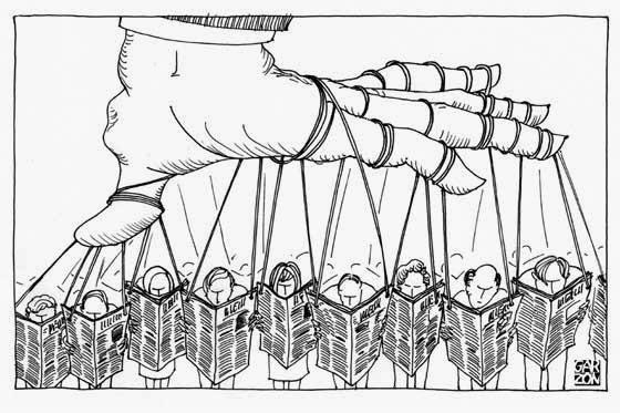Manupulacion contra Venezuela